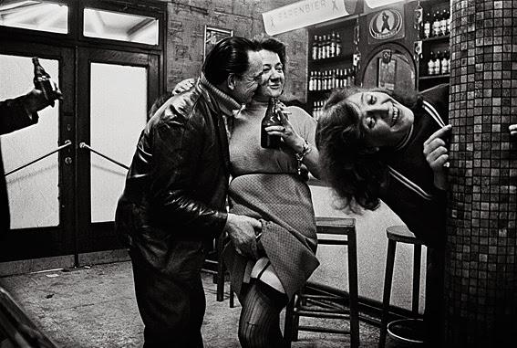 nuncalosabre.Cafe Lehmitz - Anders Petersen