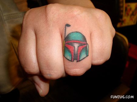 Wedding Ring Finger Tattoos Designs