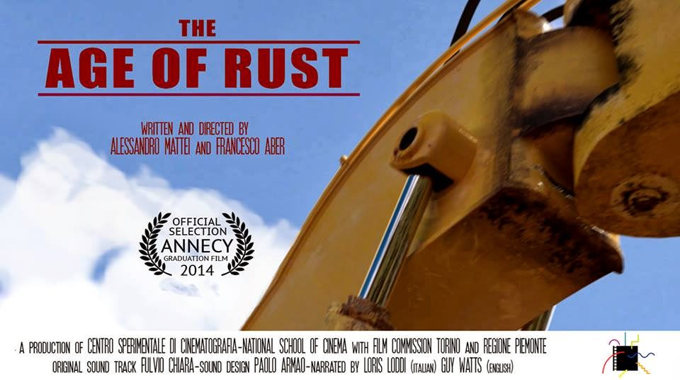 Age of Rust Poster