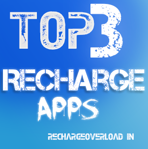 top 3 recharge apps