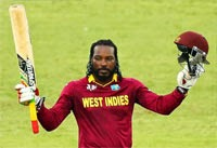 Chris Gayle smashed many a record with his 147-ball 215 against Zimbabwe