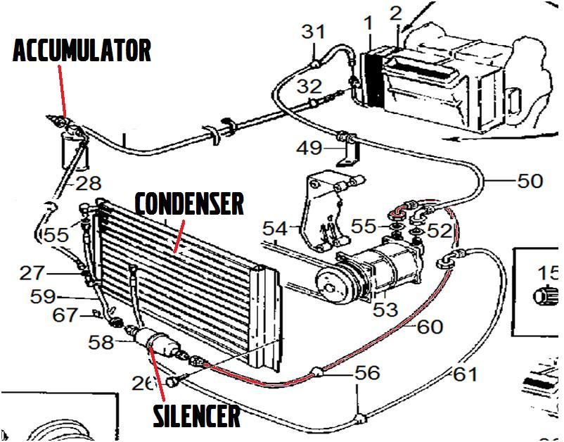 1996 volvo 940 engine diagram