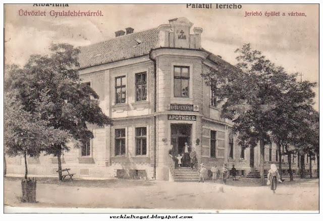 Palatul Ierihon din Alba Iulia