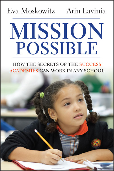 photo of book mission possible how the secrets of the success academies can work in any school