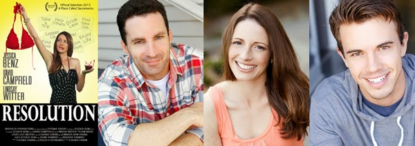 Resolution - David Campfield - Jessica Benz - Jonathan Grebe - Cast Images