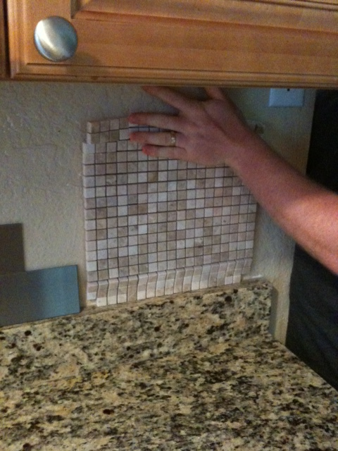 helpful and recommended a tile i loved i bought a broken clearance