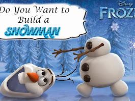 Disney Frozen Olaf A Lot