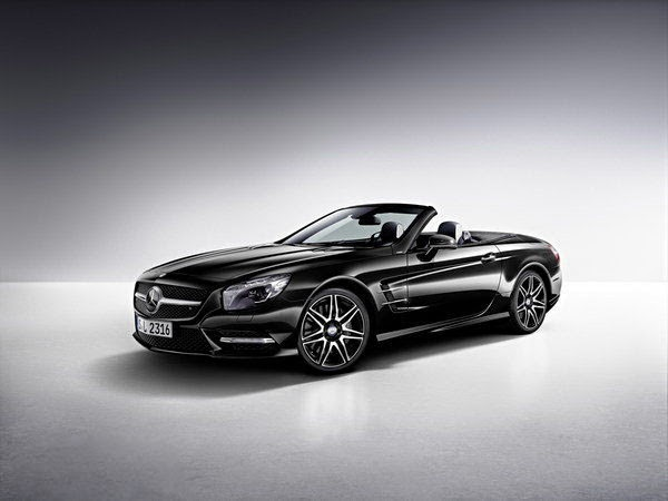 2014 New Mercedes-Benz Sl 400 Review