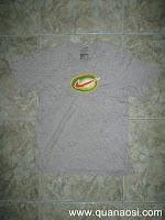 Áo thun NIKE màu xám giá rẻ 70k