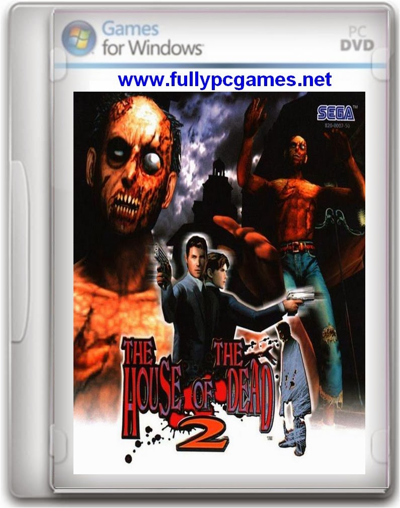 The House of the Dead 2 Game Free Download Full Version For Pc