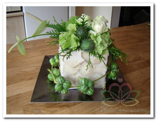 Goedkoop goedkope bloemschikmaterialen for Decoratie spullen