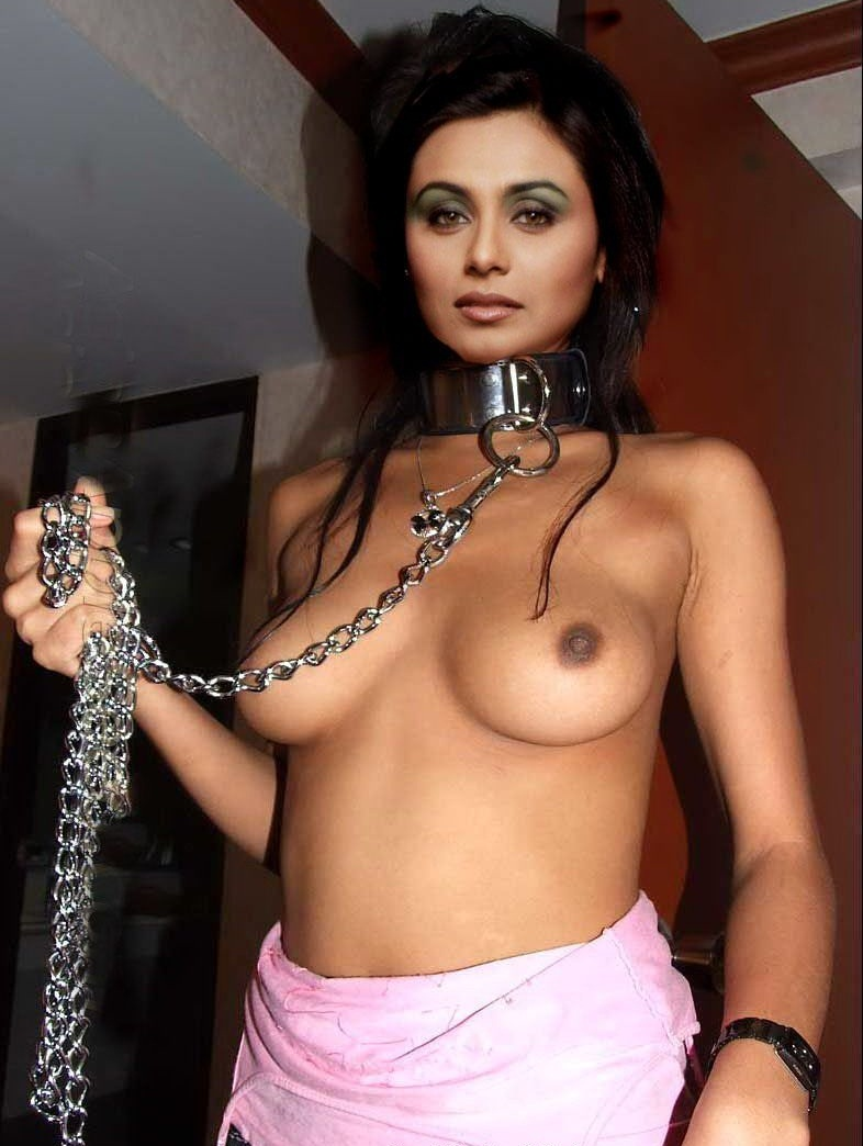 rani mukherjee nude boobs