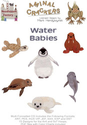 Water Babies Embroideries
