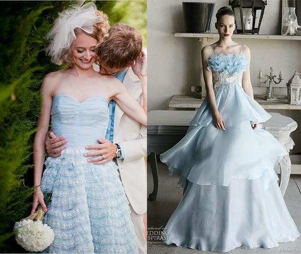 robe+de+mariee+bleue+clair+pour+un+mariage+bleu robe mariée bleu dans La robe