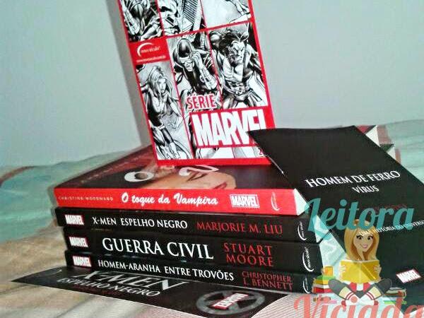 O selo Marvel publicado pela Novo Século: Lista de lançamentos 2015