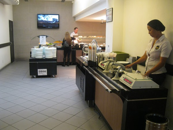 Buffet Restaurante Self Service