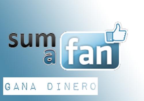 Gana Dinero con tu Facebook y SumaFan