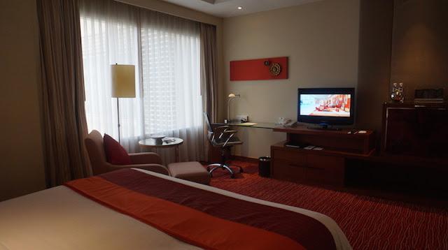 Courtyard By Marriott Bangkok, Thailand : Hotel Review