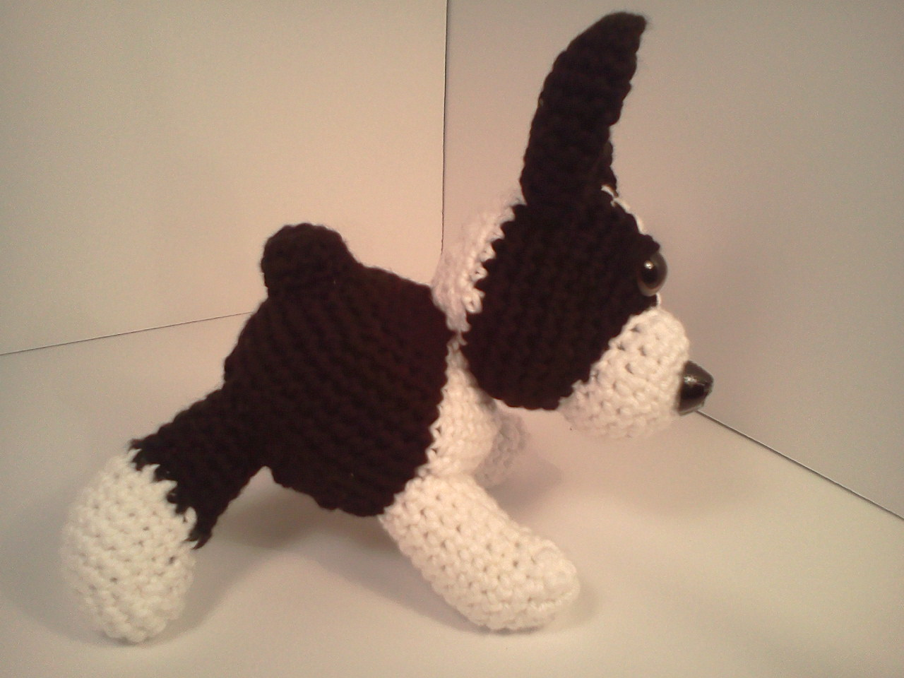 Boston Terrier Amigurumi Dog Crochet Pattern Planetjune ...