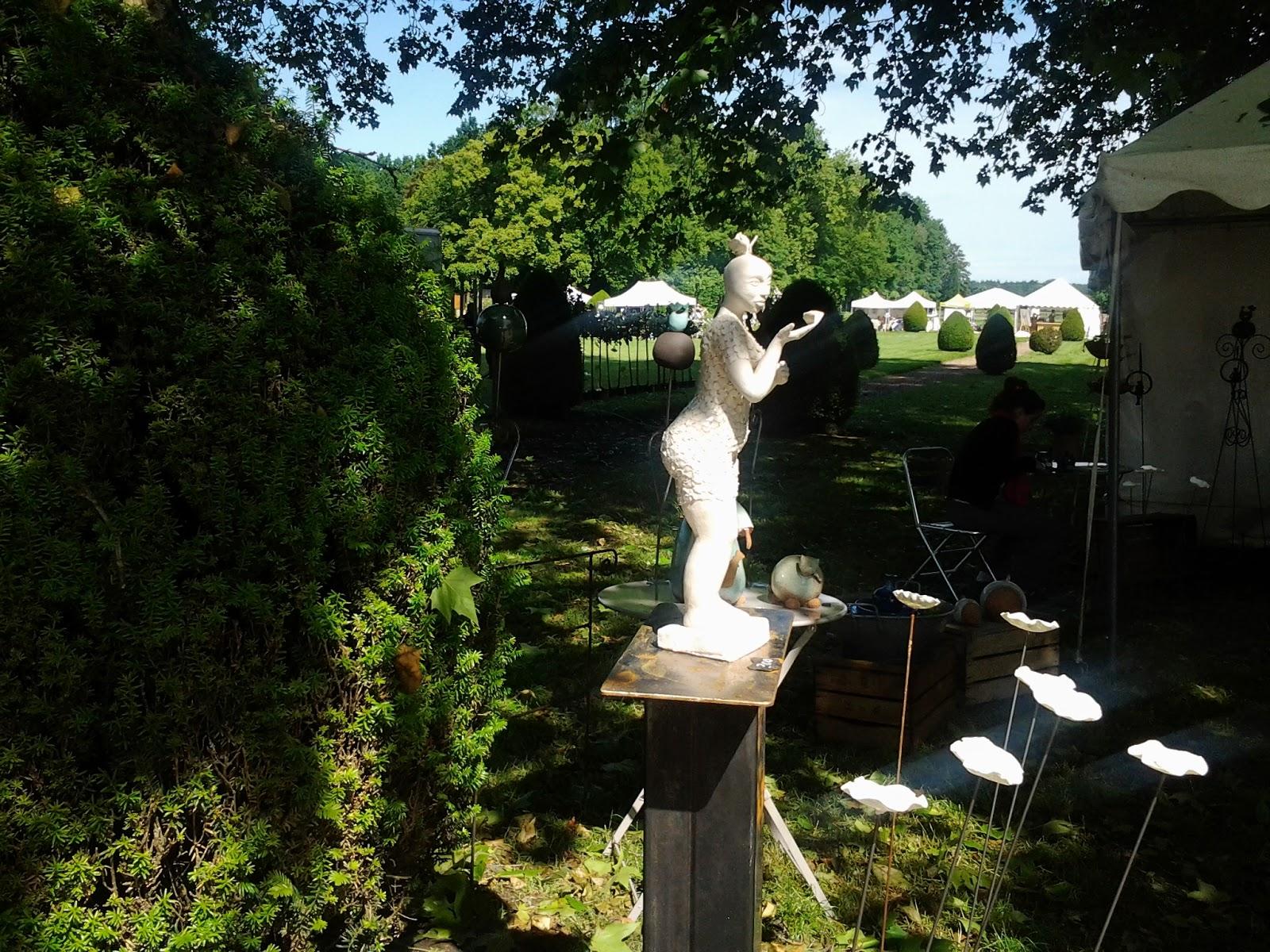 ... L 39 Atelier De La Terre Au Jardin Abbaye De Chaalis For Ou Trouver De  La ...