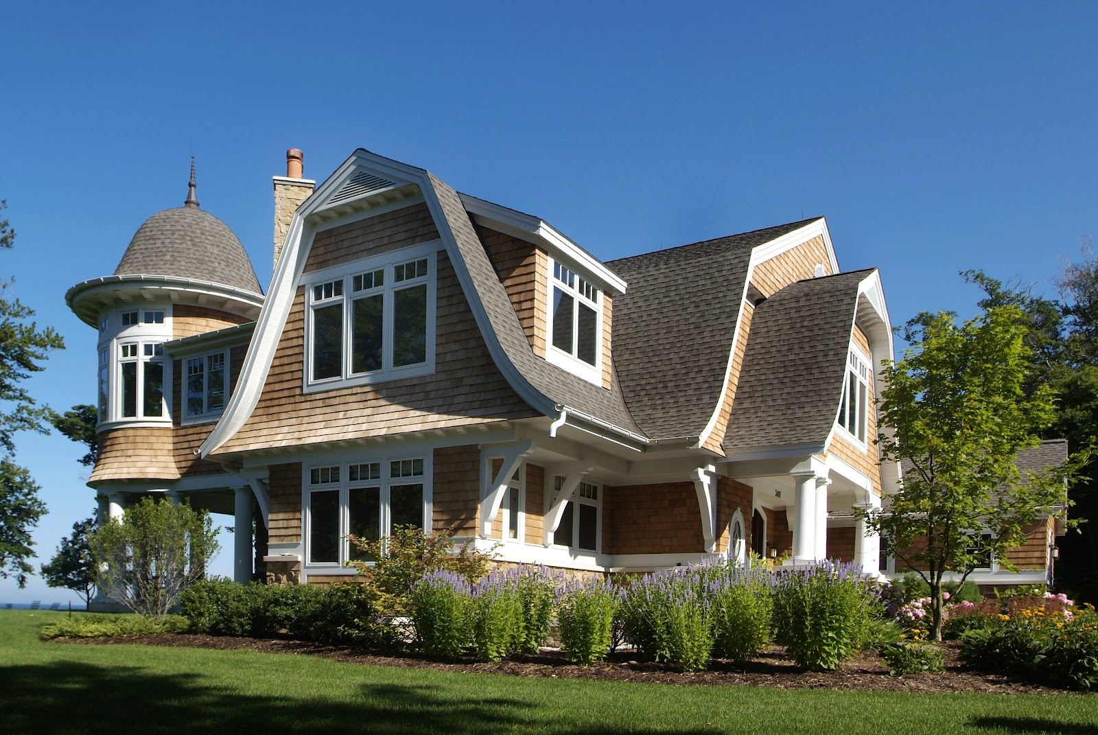 gambrel roof plans