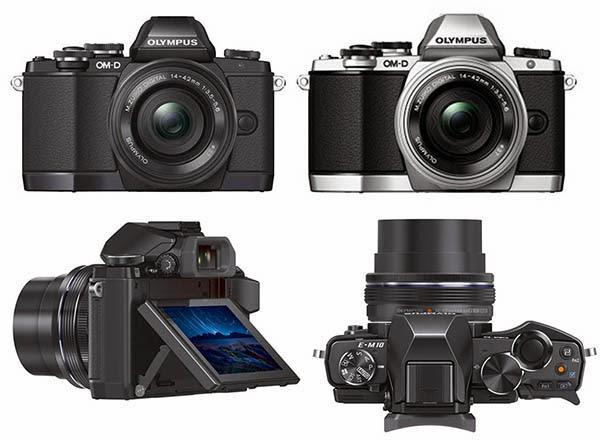 Olympus E-OMD M10, mirrorless camera, full HD video, creative filter, Creative Controls, new mirrorless camera