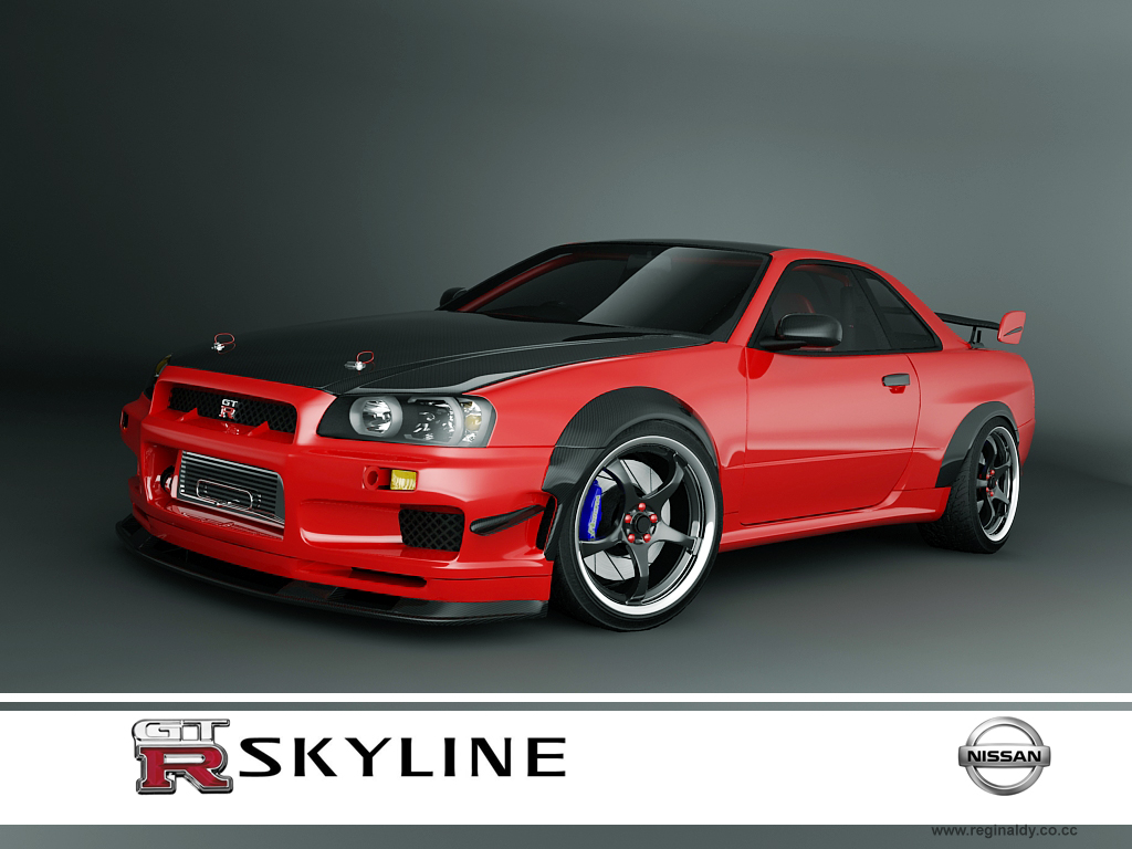 nissan skyline r34 modified. Black Bedroom Furniture Sets. Home Design Ideas