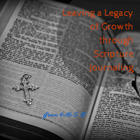 The Bible is full of people who left a legacy for their families. You can use what you are learning from the Bible to leave your own legacy. | Grace 4 Me & U