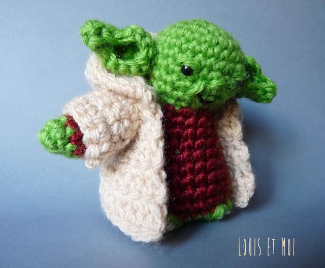 Louis et Moi (cosen y hacen crochet): Crochetear tu debes