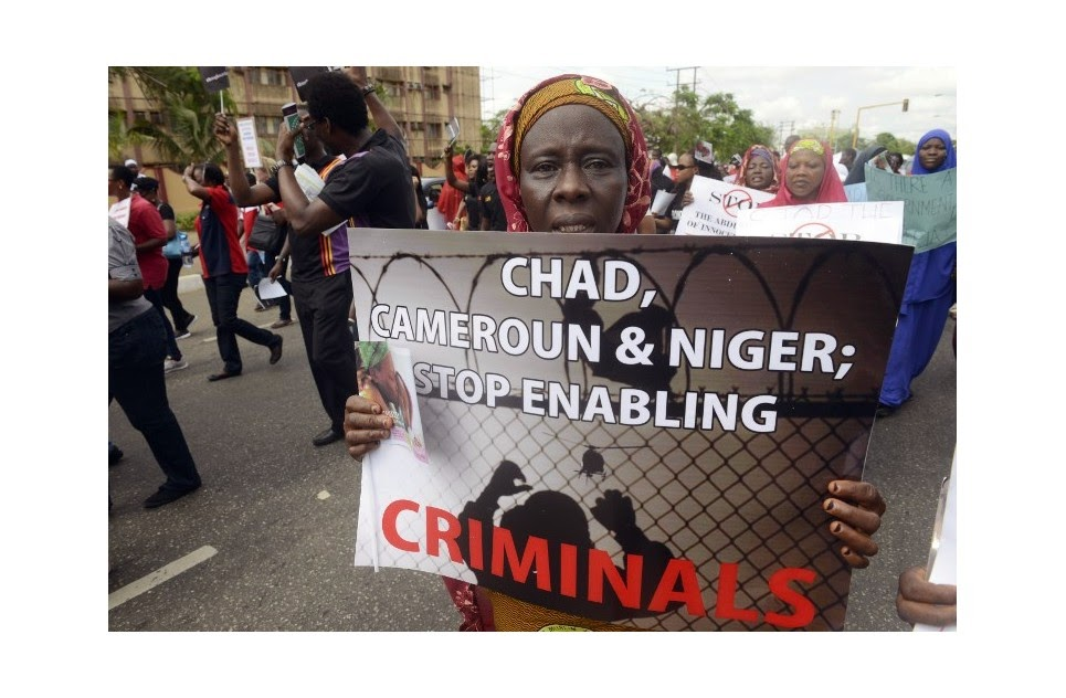 Atentado contra niñas en Nigeria