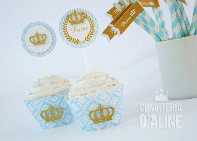 realeza principe provençal festa personalizada