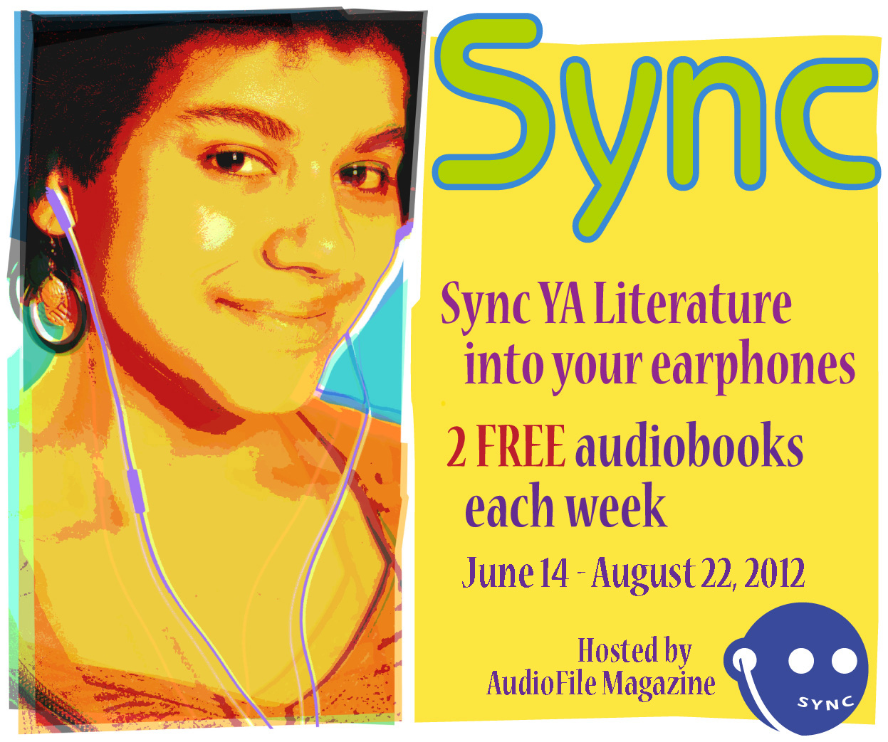 2 Free Audiobook Downloads Each Week. June 14 - August 22, 2012. Teens and ...