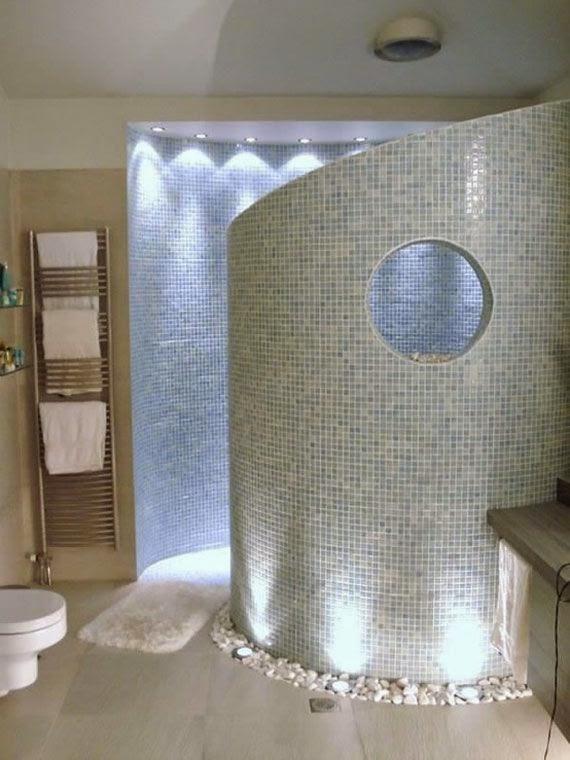 Interesting Shower Design Ideas
