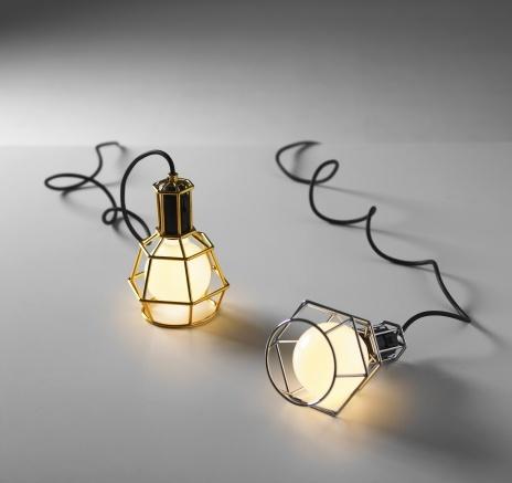 Juliarunge: lamper til stuen