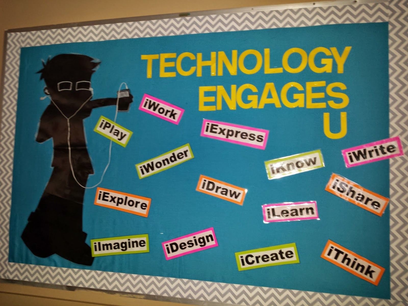Classroom Technology Ideas ~ Computer lab makeover