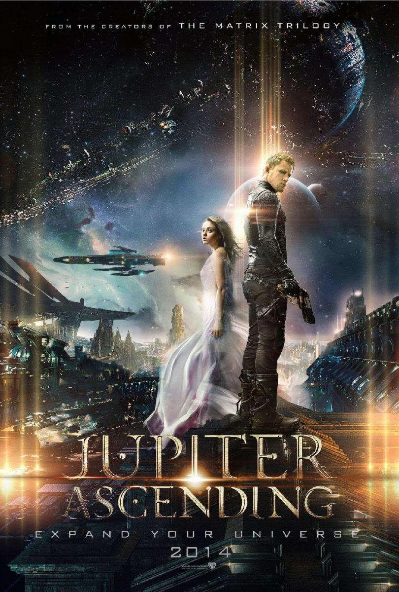 Jupiter Ascending (2015) de los hermanos Wachowski