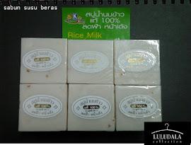 SABUN SUSU BERAS