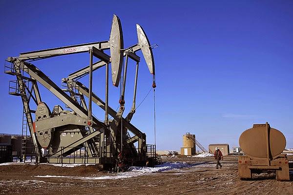 Planta de petroleo