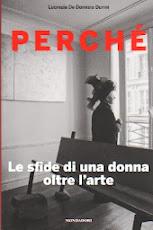 """Lucrezia De Domizio Durini - """"Perché, le sfide di una donna oltre l'arte"""", per Mondadori"""