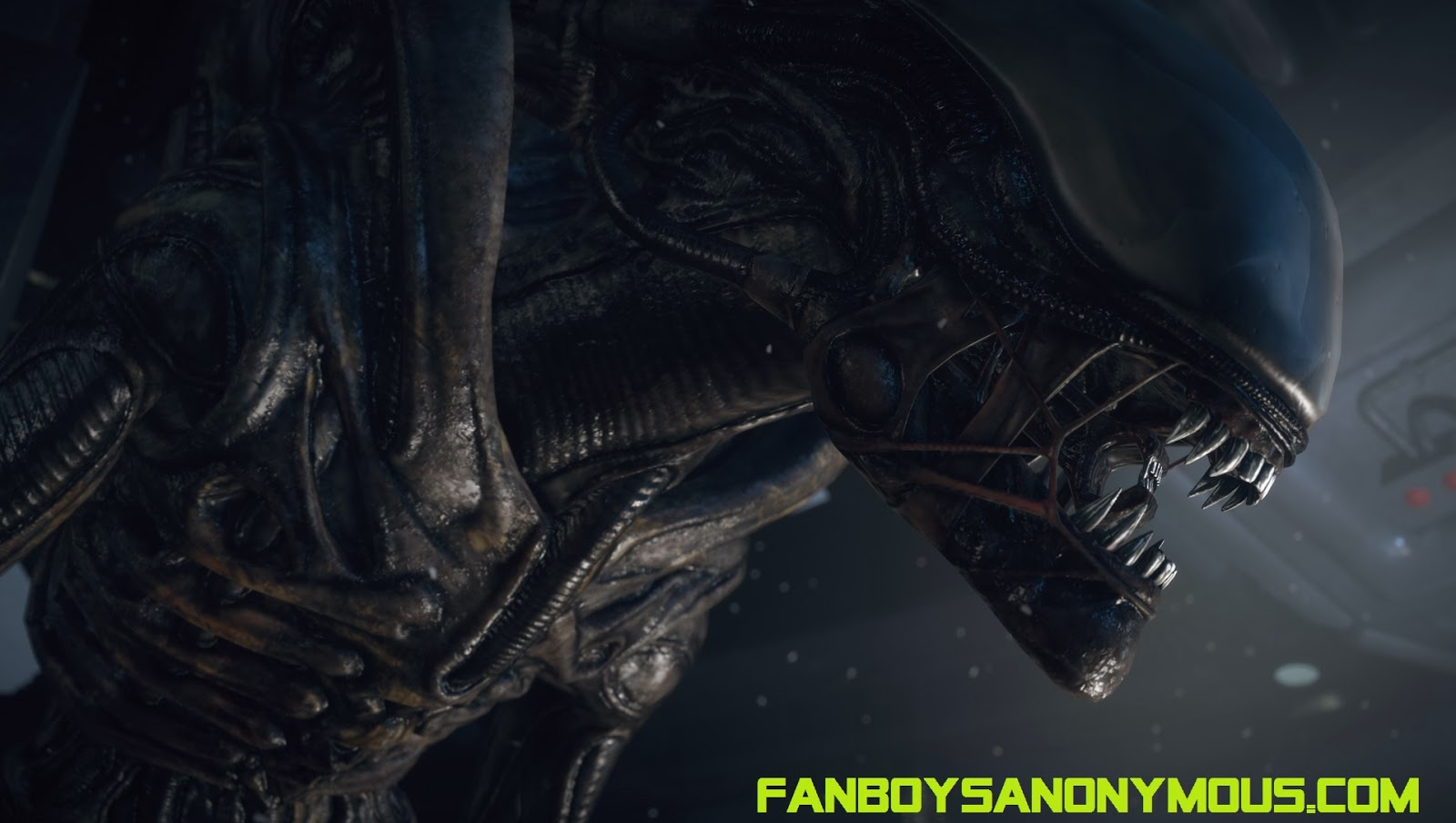 Sega Creative Assembly New Alien survival horror game
