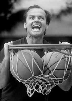 la canasta de Jack Nicholson.