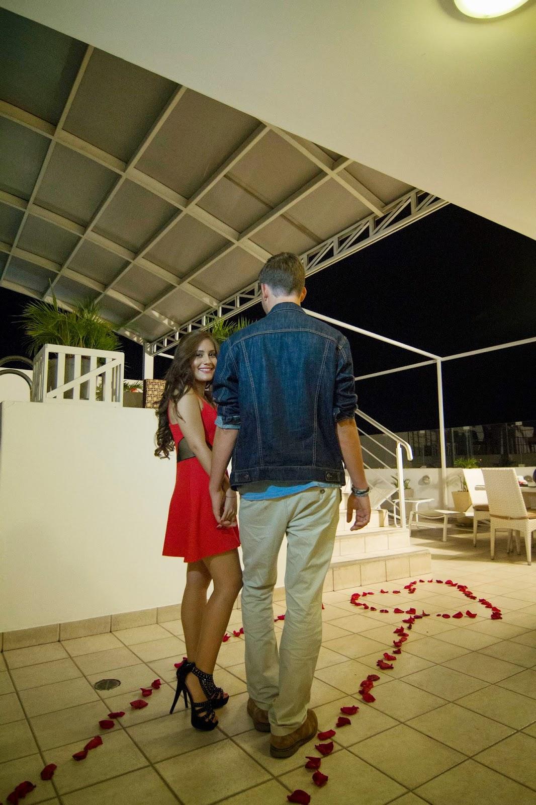 Una cena rom ntica en el hotel costa del sol chiclayo - Como sorprender a mi pareja en su cumpleanos ...