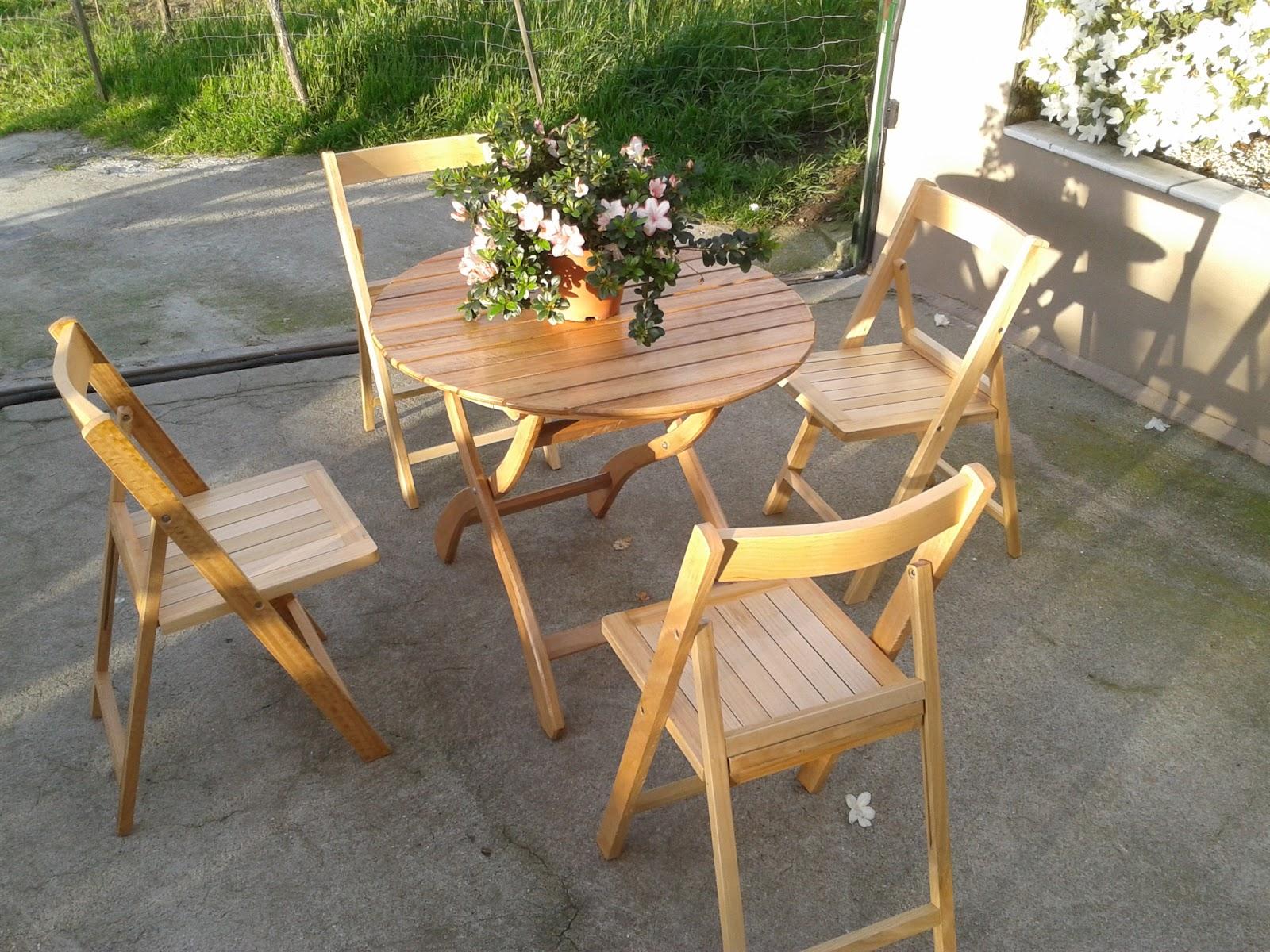 Venta de sillas y muebles plegables - Sillas de madera plegables precios ...