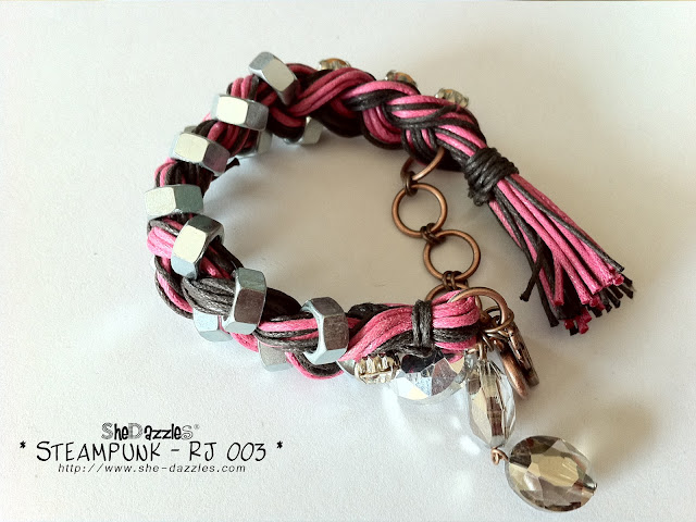 RJ003-steampunk-beads-hardware-bracelet