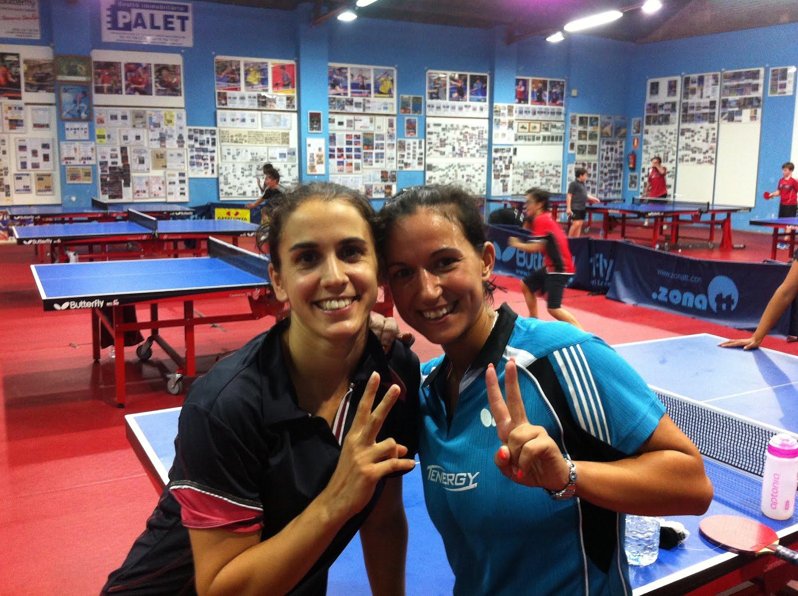 Sara Ramírez y Gabi Feher en el Campus 2015