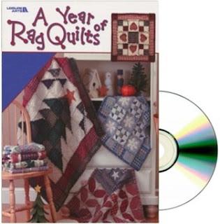 Kreasi kain perca: Rag quilts