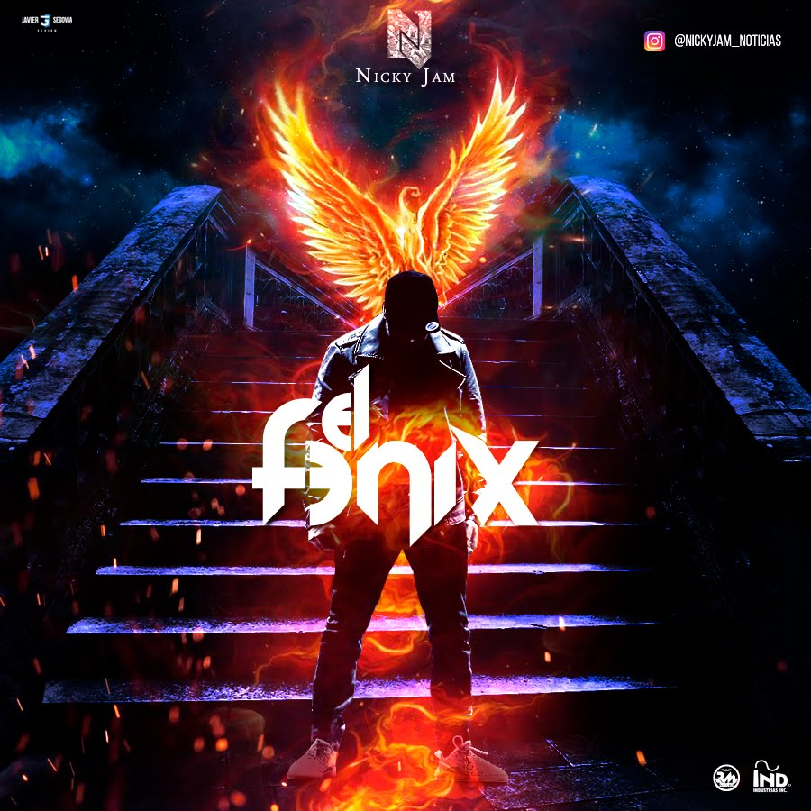 NICKY JAM - EL FENIX ALBUMS