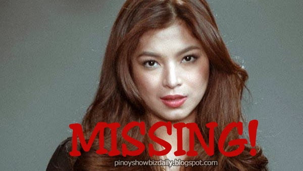 angel locsin missing