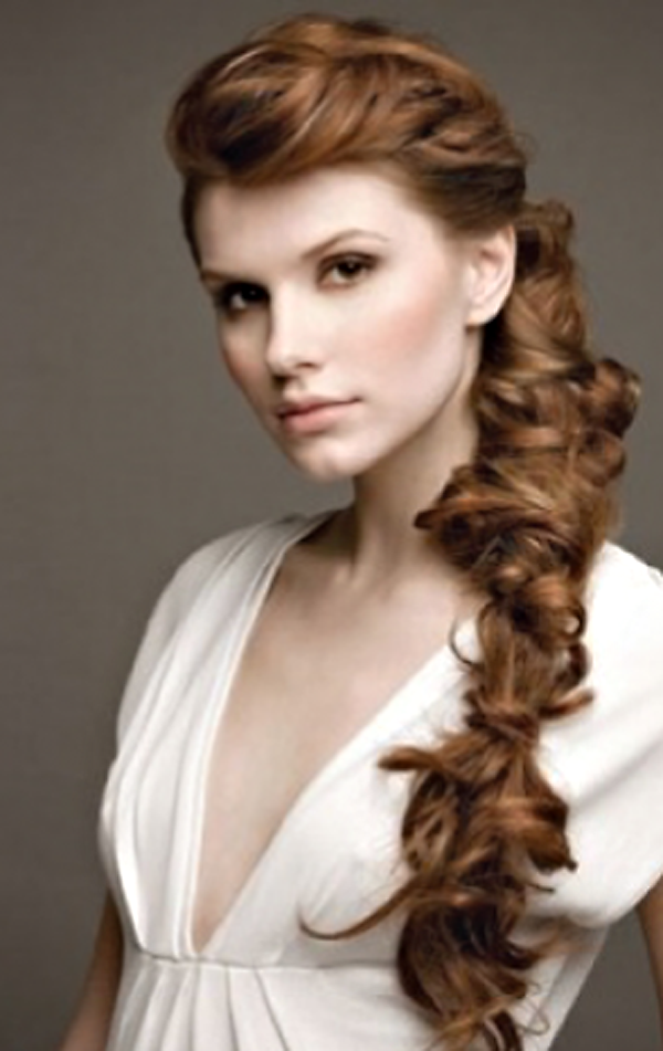 Wedding Hairstyles Magazine Wedding
