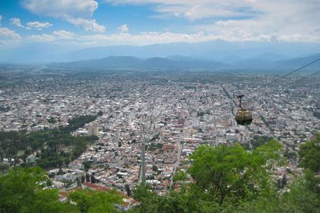 Viajes desde La Quiaca a Salta